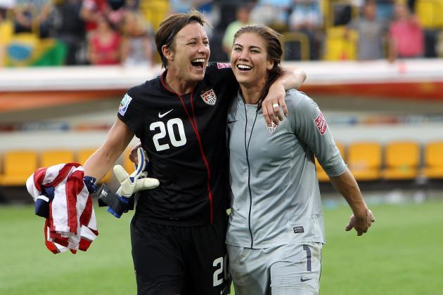 USA vs France Women's Olympic Soccer: Start Time, Live Stream, TV Info & Preview