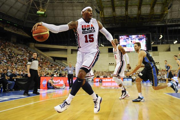 Team USA Men's Basketball: Previewing Tuesday's Exhibition Against Spain