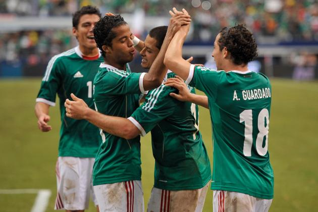 Mexico vs. South Korea: Start Time, Live Stream, TV Info & Preview for Olympics