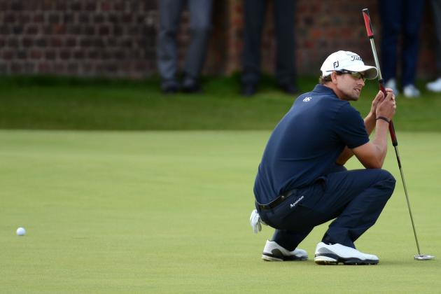 British Open Results 2012: Adam Scott's Loss Won't Be His Last Chance at a Major