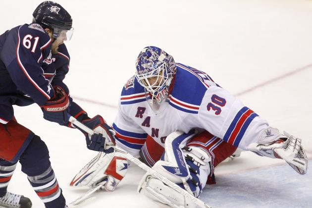 Rick Nash's Shortage of Postseason Experience Need Not Hurt the NY Rangers