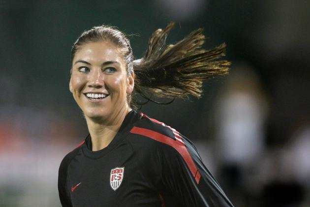 Hope Solo: U.S. Goalkeeper Must Redeem Herself in London