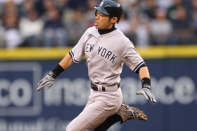 Ichiro Suzuki Trade Fills Void for New York Yankees