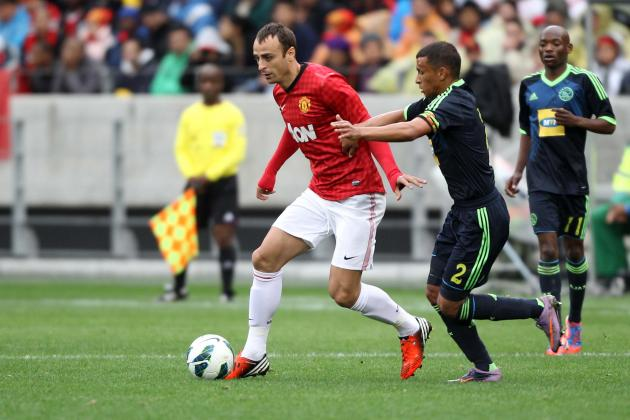Dimitar Berbatov: Why Manchester United Should Cut Ties with the Striker