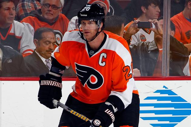 Pronger's Health Represents Other Big Question for Flyers' D