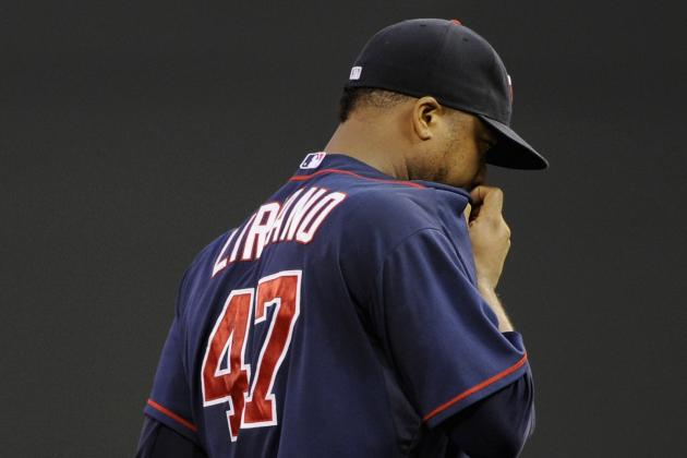 Minnesota Twins: Francisco Liriano Reminds Us Why Minnesota Should Deal Him
