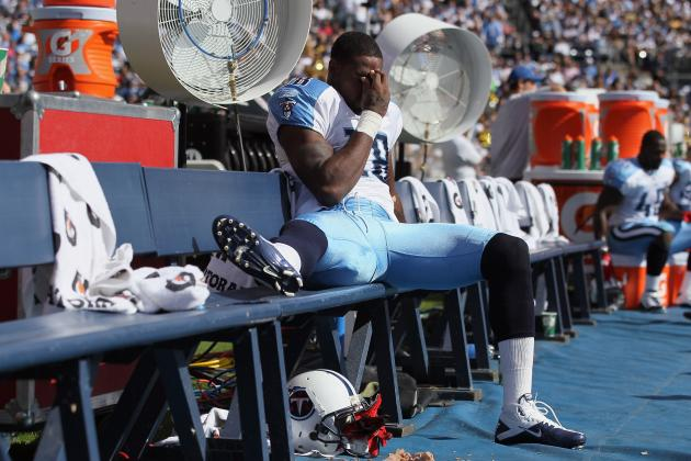 Kenny Britt: Tennessee Titans WR Will Handcuff Franchise for Another Year
