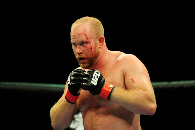 Tim Boetsch Claims He Can Submit Anderson Silva