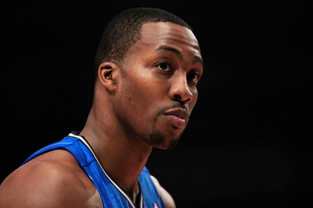 Orlando Magic's Dwight Howard Is the Most Annoying Man in the NBA