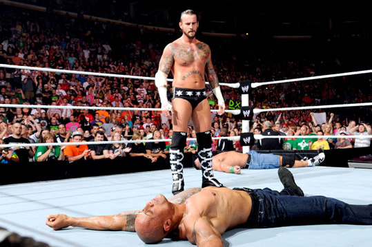 WWE Raw: Did CM Punk Truly Turn Heel by Attacking The Rock?