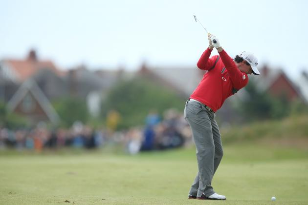 British Open 2012: Why Rory McIlroy's Road to Second Major Won't Get Easier