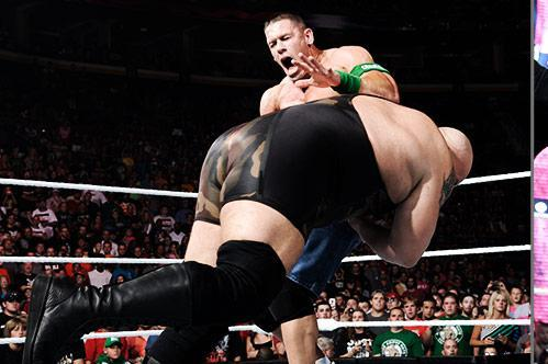 WWE: Why John Cena Got Royally Screwed Last Night on Raw's 1000th