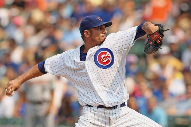 Matt Garza Trade Rumors: Is He Perfect Dodgers Plan B If Cole Hamels Re-Signs?