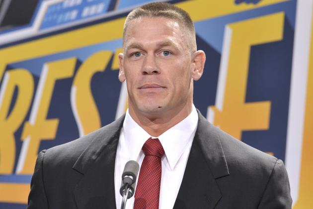 John Cena: Breaking Down What's Next for the Face of WWE