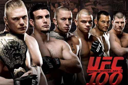 Can the UFC Possibly Create a Card to Top UFC 100's Buyrate?