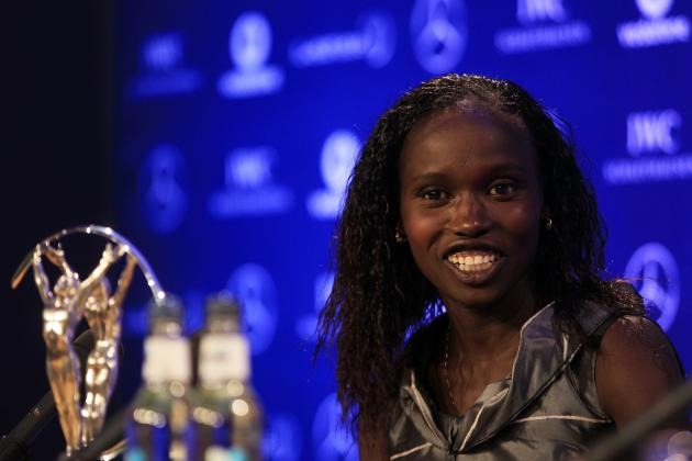 2012 Olympics: Kenyan Track Star Vivian Cheruiyot Is All-Powerful at 84 Pounds