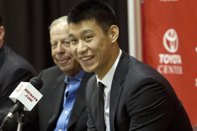 Jeremy Lin: Critics Will Continue to Fuel Star PG