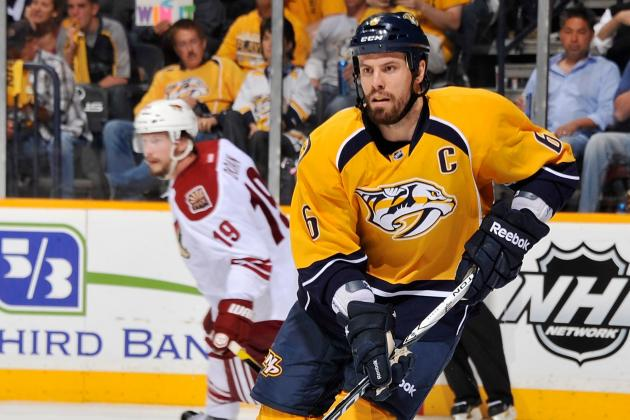 NHL: Predators Match Flyers' Offer for Shea Weber: Why It Was the Right Move