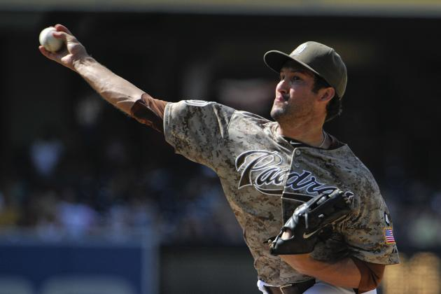 Possible Extention of Huston Street Points to the Future Direction of the Padres
