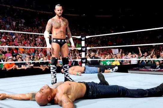 Why WWE Champion CM Punk Did Not Turn Heel on Raw 1000 Like Everybody Thinks