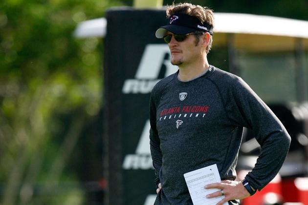 Lessons Learned from Atlanta Falcons', Thomas Dimitroff's 2012 Draft Strategy