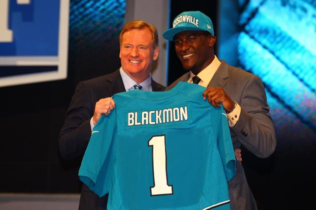 Justin Blackmon DUI: Jaguars Receiver Facing Steep Uphill Climb to NFL Stardom