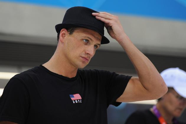 Ryan Lochte: Analyzing Lochte's Potential of Topping Phelps' Star Power