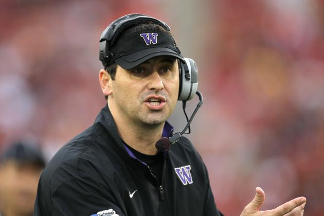 Sarkisian Defends Washington's Hiring of Assistants from Cal as 'The Business'