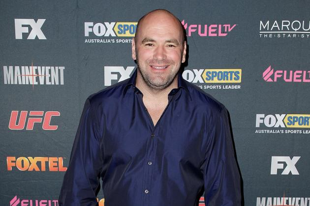 Dana White: Would the UFC Be Better Off If He Took a Step or Two Back?