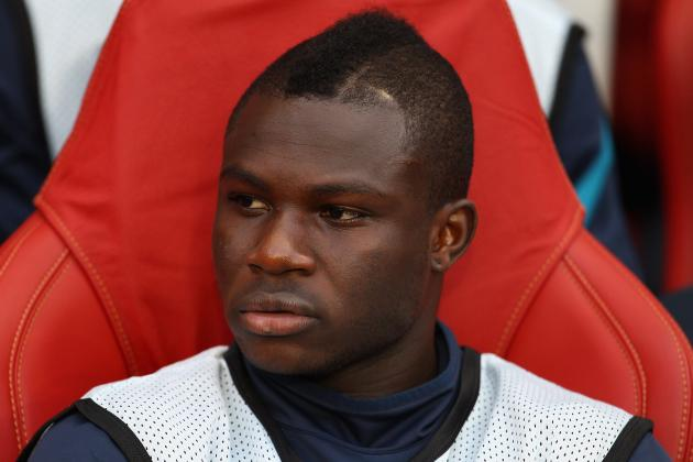 Arsenal FC: Frimpong Charged by FA over Tweet to Spurs Fan
