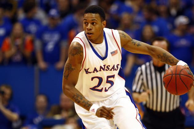 2012 Kansas Basketball Freshmen: Andrew White the Next Brandon Rush?