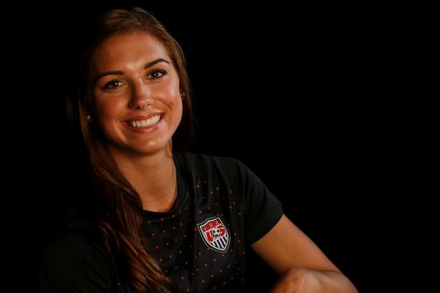 Alex Morgan's Boyfriend: Pics of Soccer Star Beau Servando Carrasco