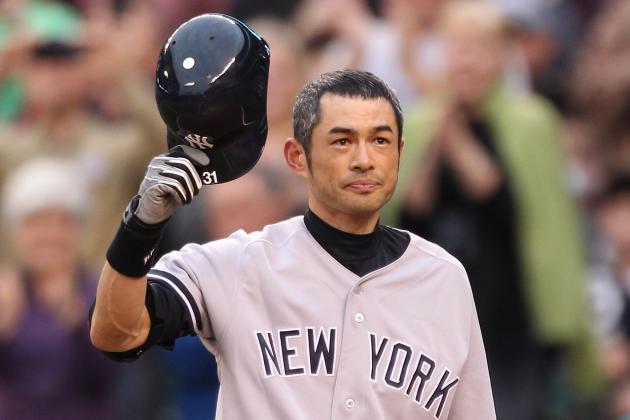 new york yankees: why ichiro suzuki isn't worth the hype he is
