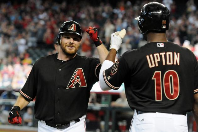 Arizona Diamondbacks: Young Star Justin Upton Will Stay Put This Season