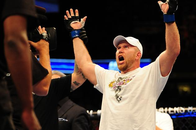 Tim Boetsch Says He'll Eventually Get a Shot at Anderson Silva