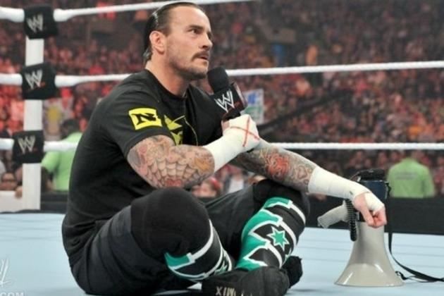 WWE Raw 1000: CM Punk Gets Back to Basics with Heel Turn