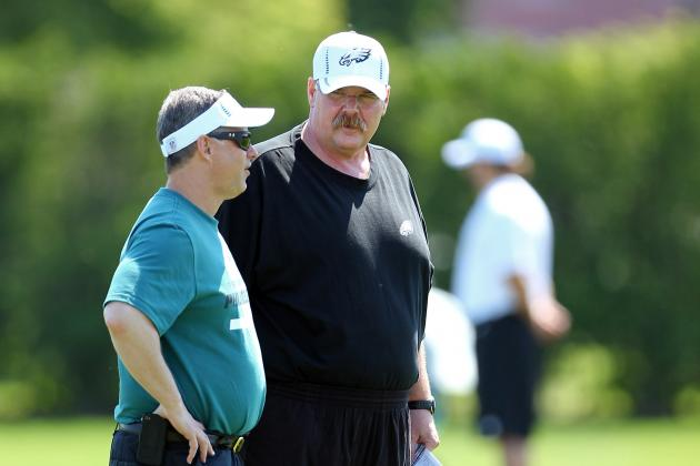 Philadelphia Eagles: Andy Reid Looks Ready to Lead the Charge