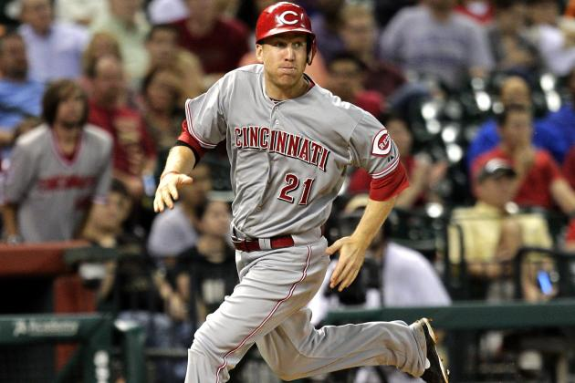Cincinnati Reds: Todd Frazier, Not Bryce Harper, Is the NL Rookie of the Year