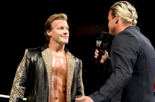 WWE Summerslam 2012 : Chris Jericho Will Turn Dolph Ziggler into a Star