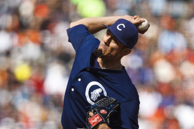 Yankees Trade Rumors: Are Bombers in a Battle with Dodgers for Matt Garza?