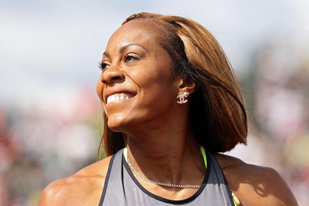 Sanya Richards-Ross: Fashionista, Sprinter and NFL WAG Who Outran Disease