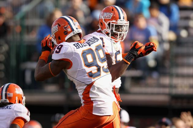 Big Ten Breakdown 2012: Illinois Fighting Illini, Part 4, Final Breakdown