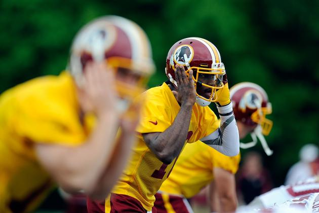 Why Kirk Cousins Will Push RGIII in Training Camp