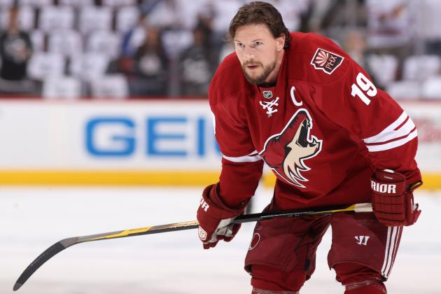 Shane Doan Sets Deadline for Phoenix Coyotes, Will Meet with Montreal Canadiens