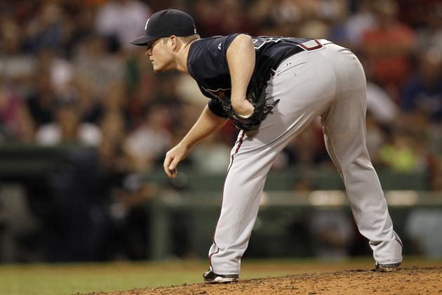 Is Craig Kimbrel of the Atlanta Braves the Most Intimidating Closer in the MLB?