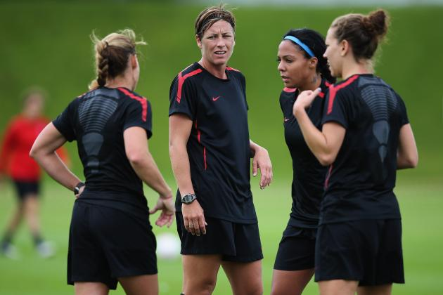 Abby Wambach: Team USA's Veteran Leadership Is Key to American Threepeat