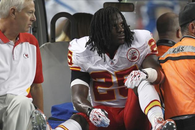 Kansas City Chiefs: Torn ACL Victims from 2011 Set to Practice Friday
