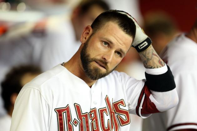 MLB Trade Rumors: Arizona Diamondbacks Trade INF Ryan Roberts to Tampa Bay Rays