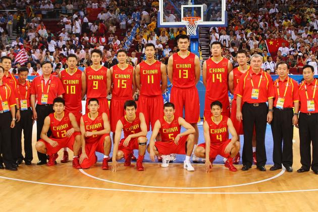 Basketball in China Part I: A Growing Force