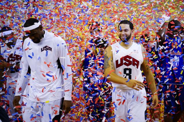 USA vs. Spain: Dream Team Not the Best, but Still the Greatest